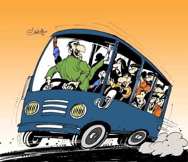 ali ferzat - علي فرزات-  كاريكاتير - ارهاب - 61