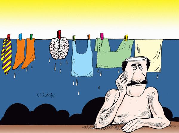 ali ferzat - علي فرزات-  كاريكاتير - 88