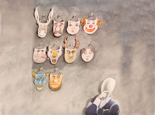 ali ferzat - علي فرزات-  كاريكاتير - احزاب سلطة - 116