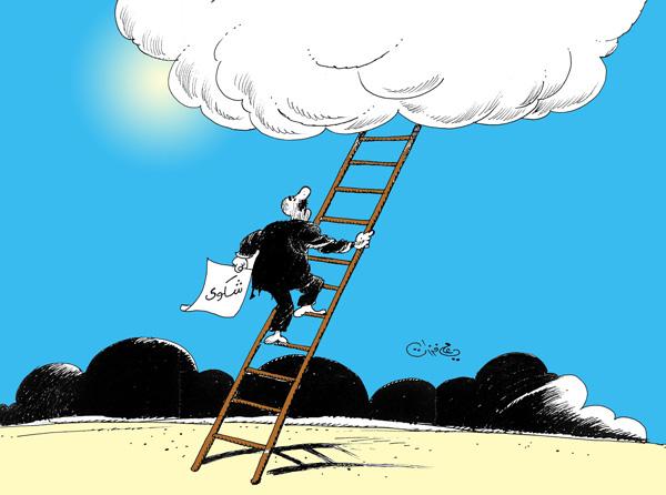 ali ferzat - علي فرزات-  كاريكاتير - ديننجي - 120