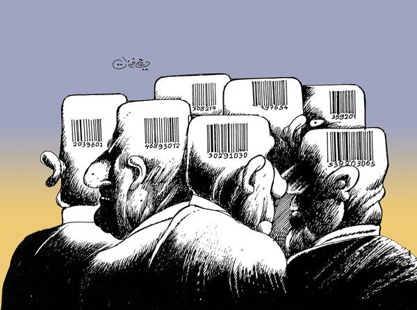 ali ferzat - علي فرزات-  كاريكاتير - 122