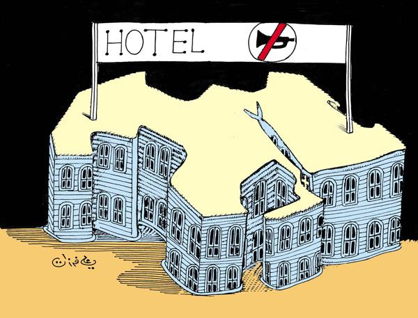 ali ferzat - علي فرزات-  كاريكاتير - عرب - 135