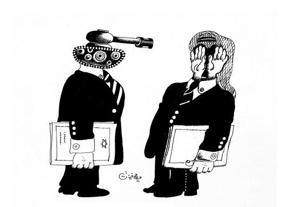 ali ferzat - علي فرزات-  كاريكاتير - الانظمة العربية - 218