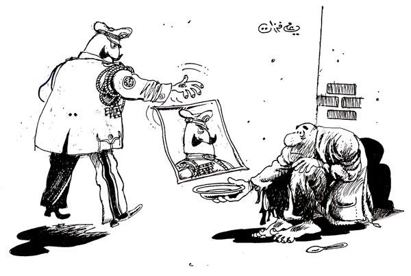 ali ferzat - علي فرزات-  كاريكاتير - كاريكاتير اليوم - 362
