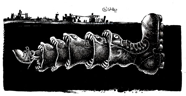 ali ferzat - علي فرزات-  كاريكاتير - كاريكاتير اليوم - 378