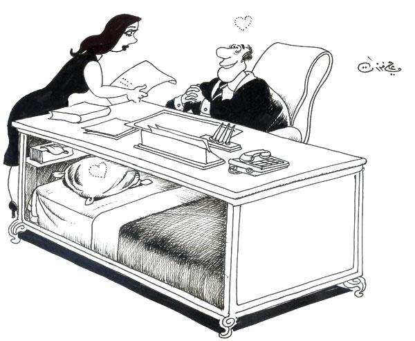 ali ferzat - علي فرزات-  كاريكاتير - العالم الثالث - 410