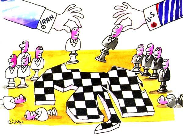 ali ferzat - علي فرزات-  كاريكاتير - 469