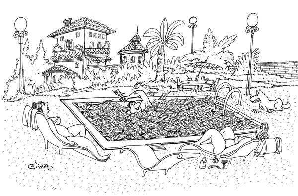 ali ferzat - علي فرزات-  كاريكاتير - كاريكاتير اليوم - 541