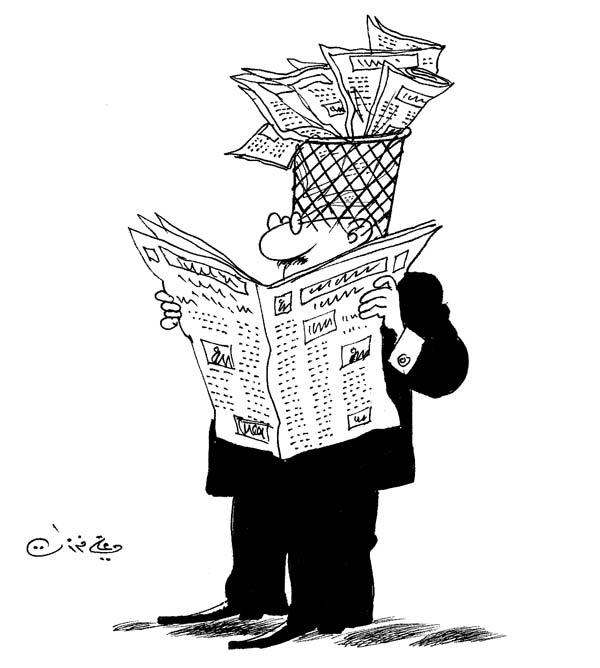 ali ferzat - علي فرزات-  كاريكاتير - 565
