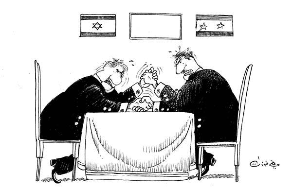 ali ferzat - علي فرزات-  كاريكاتير - كاريكاتير اليوم - 595