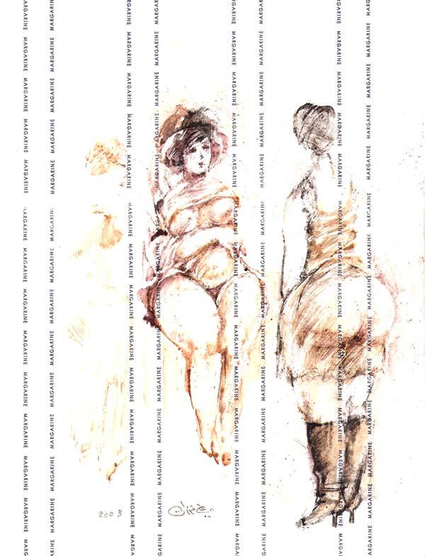 ali ferzat - علي فرزات-  كاريكاتير - أعمال فنية - 641