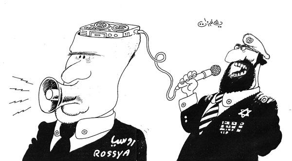 ali ferzat - علي فرزات-  كاريكاتير - عسكرتاريا - 730